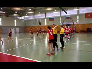 Первенство Москвы (2006/7 г.р.) СШОР 53 vs  СШ 76(1-й тайм)