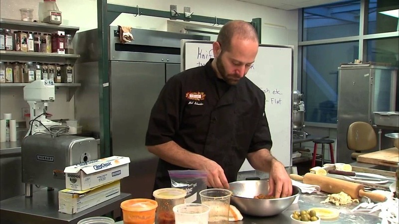 Mat Schuster Le Cordon Blue College of Culinary Arts