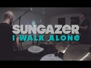 Sungazer - I Walk Alone [Roland SPD-SX MIDI-controlled visuals iPad glitch]