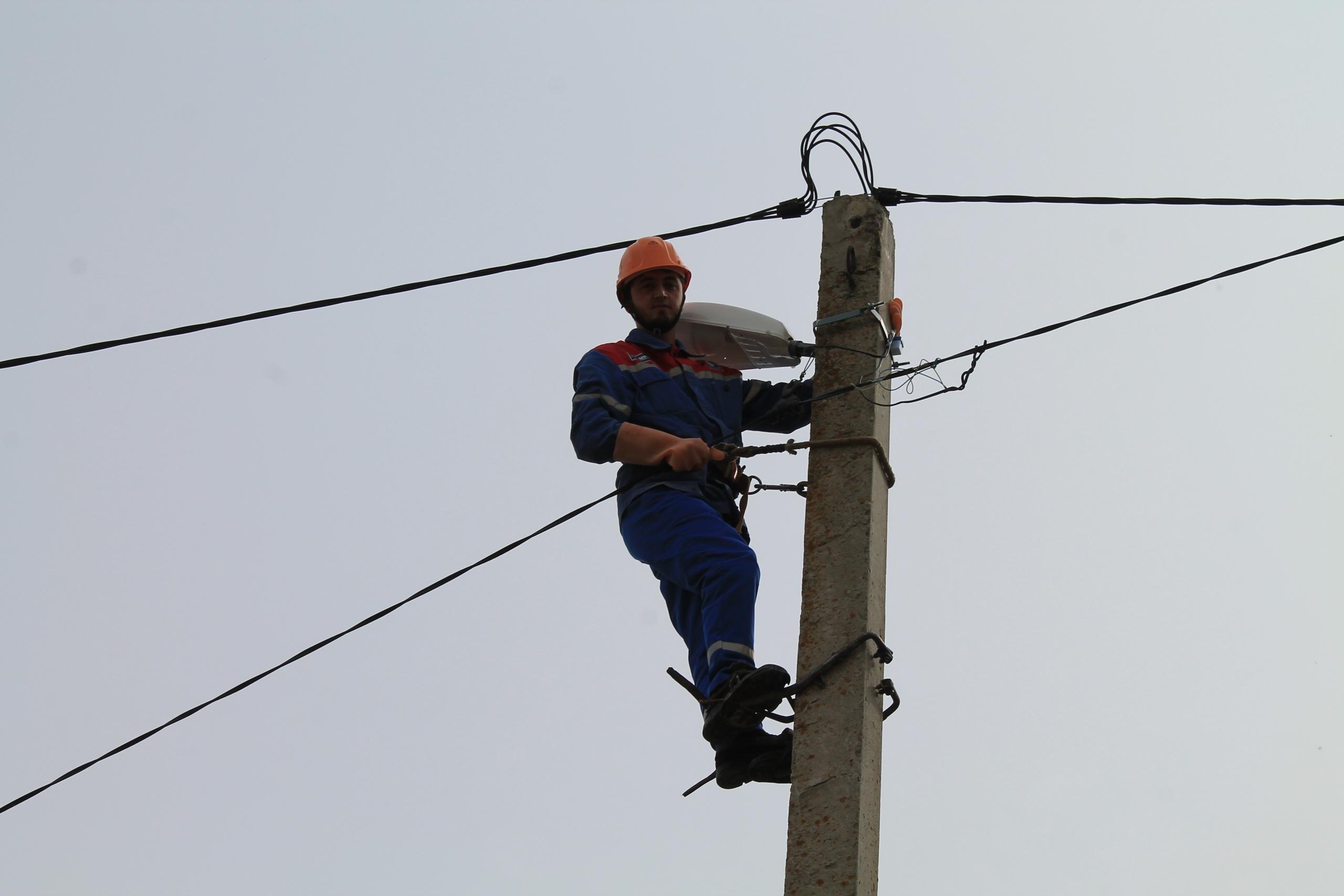 Три населенных пункта останутся без электроэнергии в КЧР