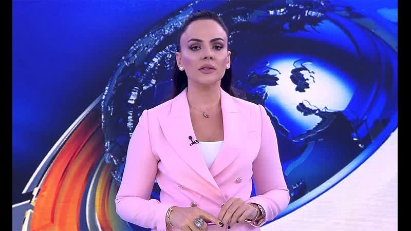 Buket Aydınla Kanal D Haber - 07.11.2019 -02