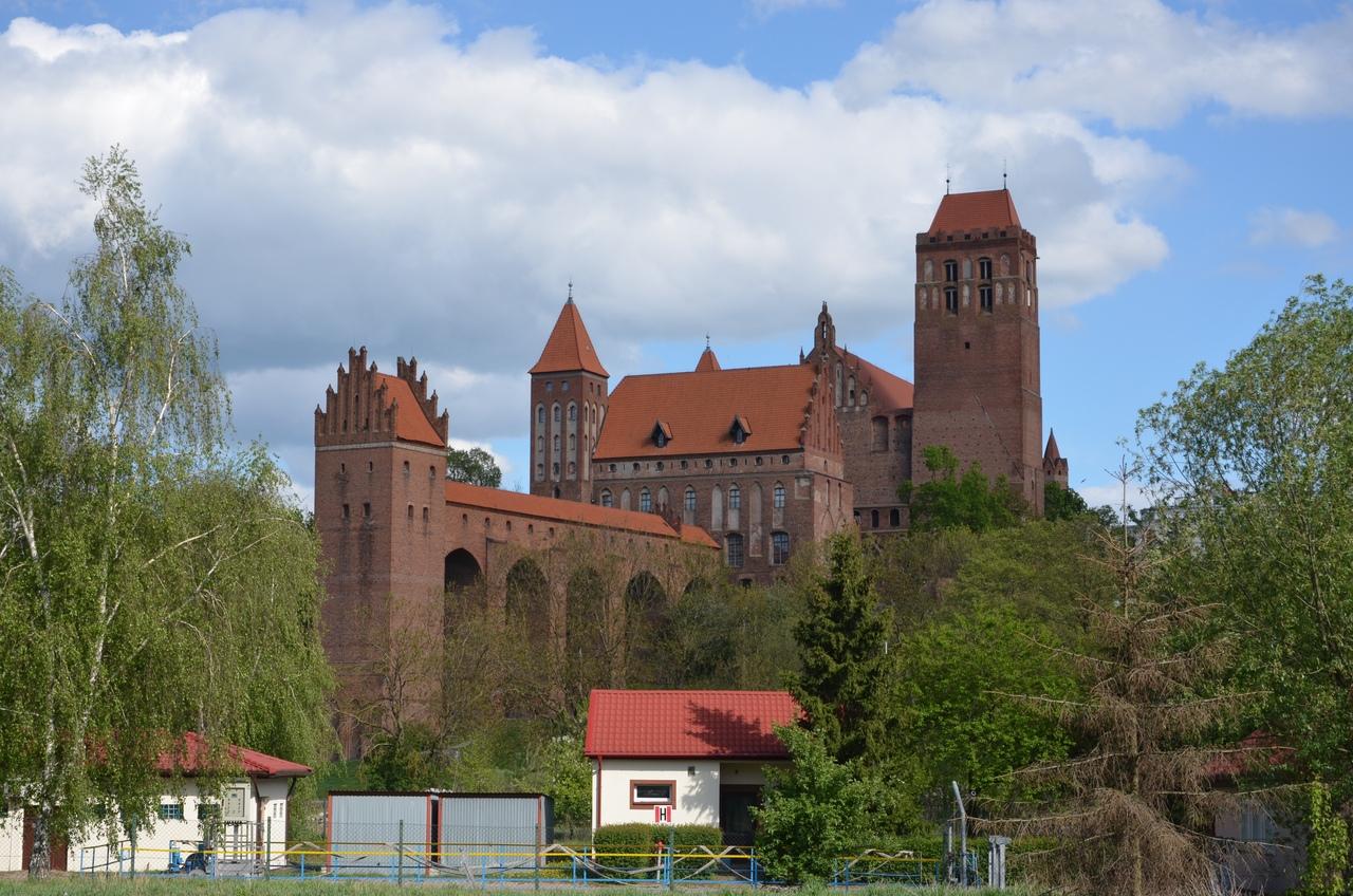 ORvGCzrxYag Квидзын - город крестоносцев в Польше.