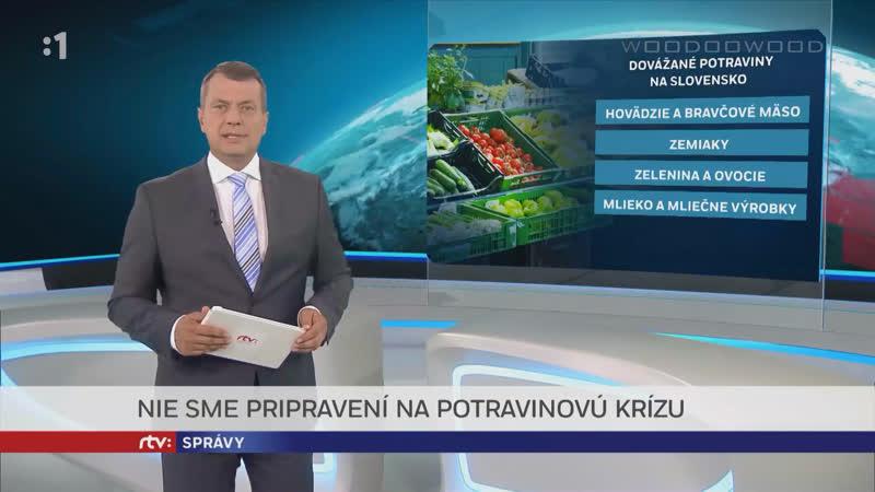 Úspešný príbeh potravinovej sebestačnosti Slovenska po roku 1989 13 8 2020
