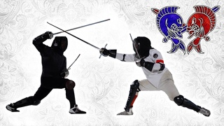 HEMA | SPECTACULAR Rapier and Dagger Sparring (Swordfish 2018)