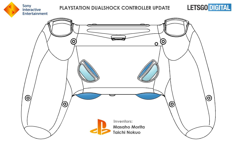 У геймпада PlayStation 5 может быть 4 дополнительные кнопки
