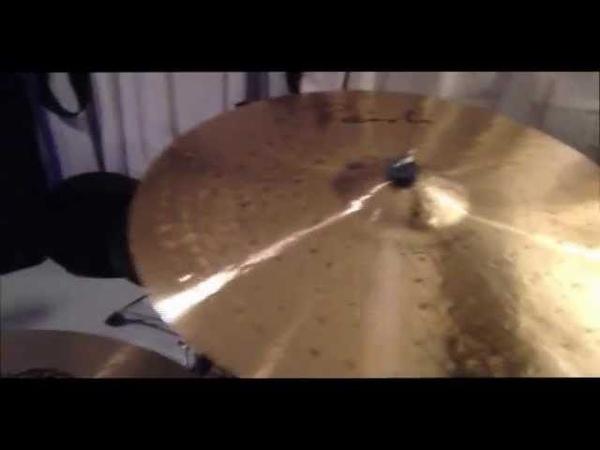 22 Paiste ride cymbal comparison