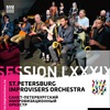 ST.PETERSBURG IMPROVISERS ORCHESTRA Session 89