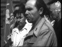 New Blast Furnace Begins Operation 1957