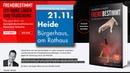 Mit diesem Vortrag zähmte Thorsten Schulte Buch Fremdbestimmt die Antifa Unglaublich