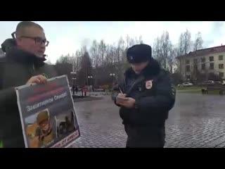 Мастер-класс общения с полицией