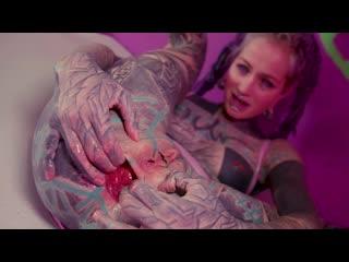 Anuskatzz bdsm latex needle anal prolaps play, fetish, torture, sadism, pain, bitch, whore, slave, teen, gape, anal, sex, solo