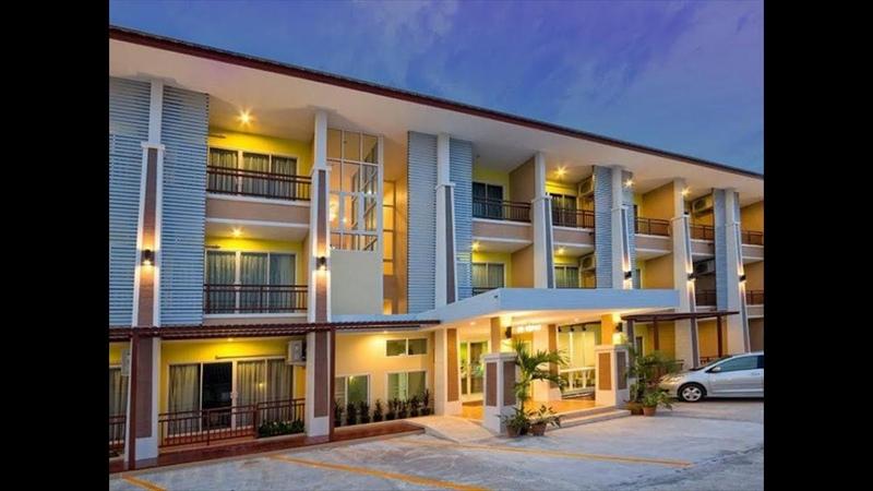 Takanta Place Aparthotel โรงแรม ตระการตา เพลส อพาร์ตโฮเต็ล ท