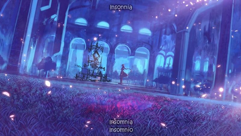 Kokia - Insonnia (Lyrics)(Sub Esp/Eng)