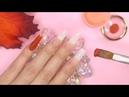 Autumn Nails Design Diseño Otoñal Colaborativo con Xiomy Uñas
