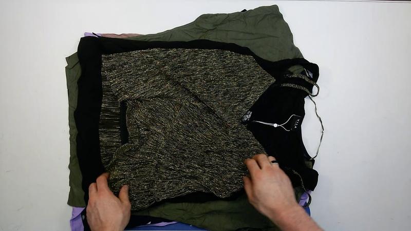 2676 Sisters Point Fransa Vila Ladies Blouses T Shirts 15 PCS брендовые датские женские блузки сток 2 пак