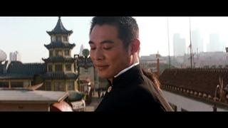 Jet Li - Rooftop Fight Scene (Lethal Weapon 4 - 1998) - HD