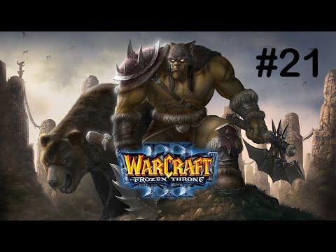 Прохождение Warcraft 3 frozen thore Райво 21