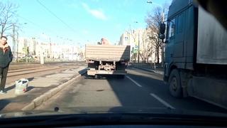 ДТП. Второрядник.  С-Петербург