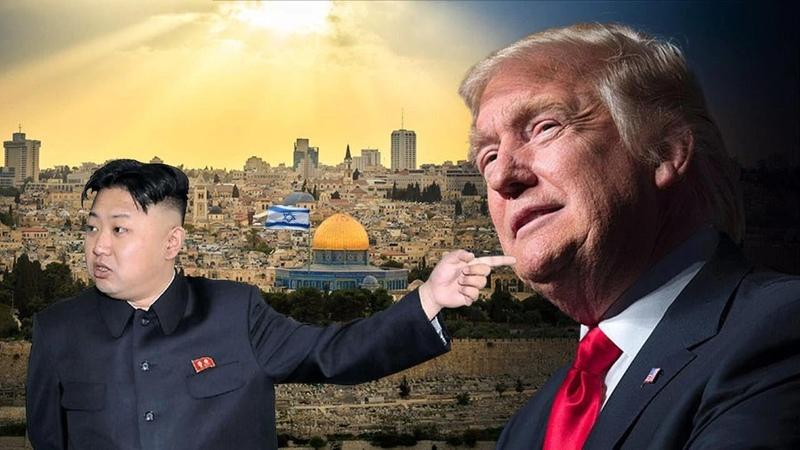 Endzeit News ➤ Trump schreibt Geschichte Der Weg zum dritten Tempel