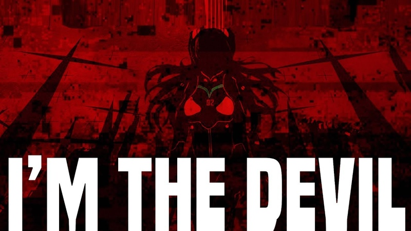 I'M THE DEVIL The End of Evangelion