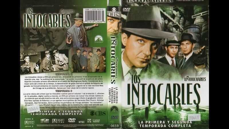 Los Intocables-Cap 25-*Retrato de un ladron*