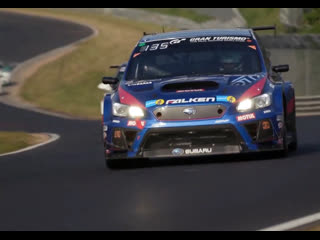 Победа Subaru в 24 часа Нюрбургринга 2018