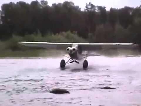 как летают на аляске EXTRIMALII