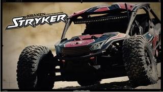 KRAKEN STRYKER 1/10th 4WD Hyper-Scale UTV/SXS Promo Video #2