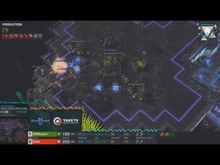 Live:  Комментатор турниров StarCraft 2   ZERGTV