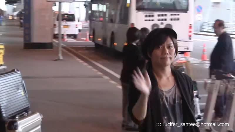 2013-10-19 _ †яi¢к - In Bangkok Airport [HD]