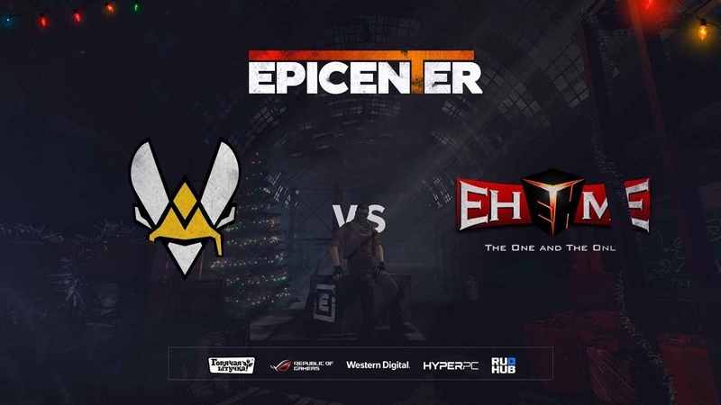 Vitality vs EHOME - EPICENTER 2019 - map2 - de_nuke [Anishared SleepSomeWhile]