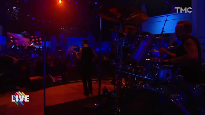 Depeche Mode – «Going Backwards» – (Live on TMC TV, Paris 21.03.2017)