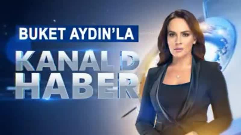 Buket Aydınla Kanal D Haber - 11.11.2019 -03