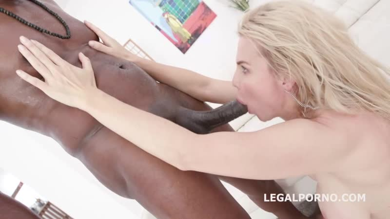 Black Buster, Nadya Basinger meets Mike for Balls Deep Anal, Gapes, ATM, Rough Sex and
