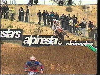 World Championship Motocross 2003 - Round 1 Spain 125cc + Mx Gp class
