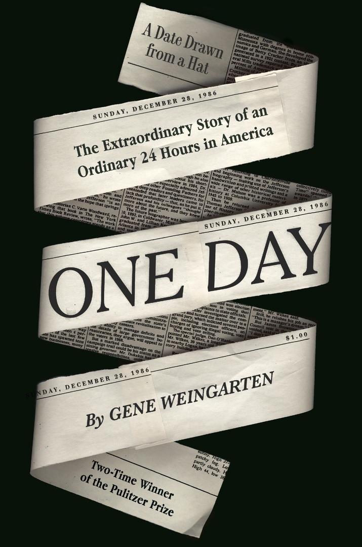 Gene Weingarten - One Day