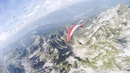 Vol Biv paragliding from Italy to Slovenia and back