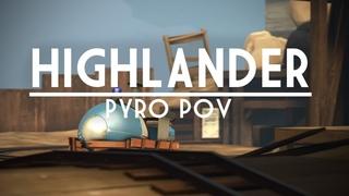 [TF2] Highlander Yoga Pants Vs SixBo (Pyro POV)