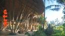 Bali Eine Schule aus Bambus Doku ARTE
