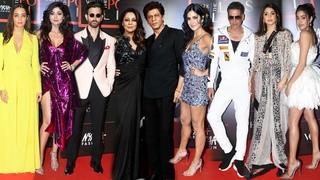 Katrina Kaif, Shahrukh Khan, Hrithik Roshan & Others At Vogue X Nykaa Fashion -The Power List 2019