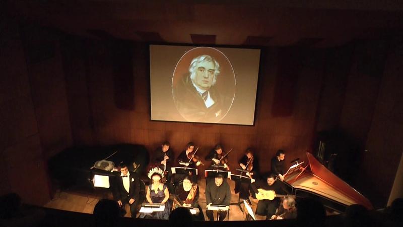 Евстигней Фомин Американцы Опера в концертном исполнении Увертюра