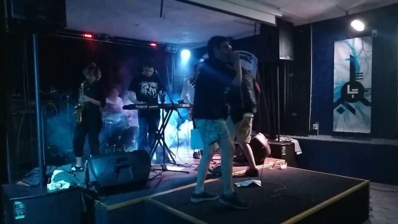 MountAnt feat. Свиная грусть - 24.07.2019 Харьков, LF Music Club (UA Weirdo Tour)