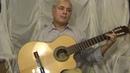 Виртуоз играет блюз на классической гитаре