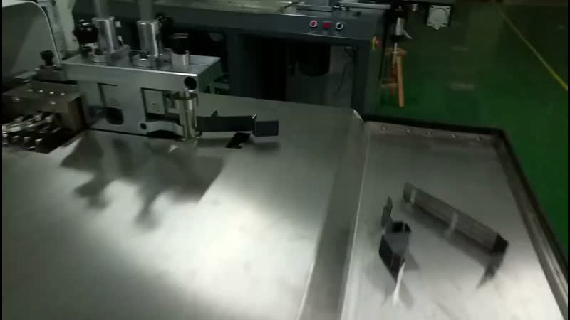 TSD-830A auto rule bender for die making