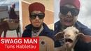 SWAGG MAN | 😂 تونس هبلتو و دخلتو في حيط ولا يلوج على ح 1589