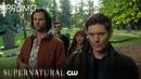 Supernatural | Season 15 Episode 3 | The Rupture Promo | The CW