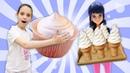 Открываем кафе с Маринетт. Игры с Плей До для девочек и Леди Баг.