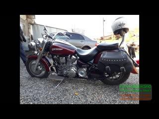 Ремонт мотоцикла Yamaha XV 1600 Wild Star
