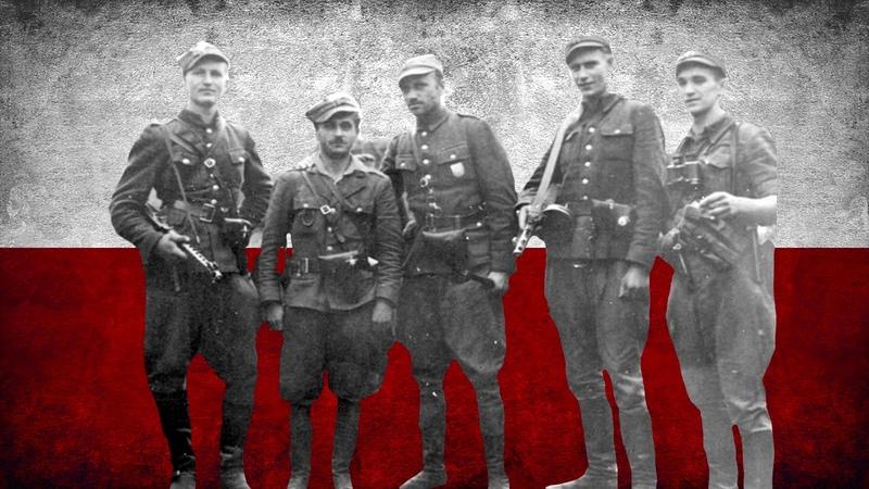 Bij bolszewika! | Польская антикоммунистическая песня (рус. субтитры)