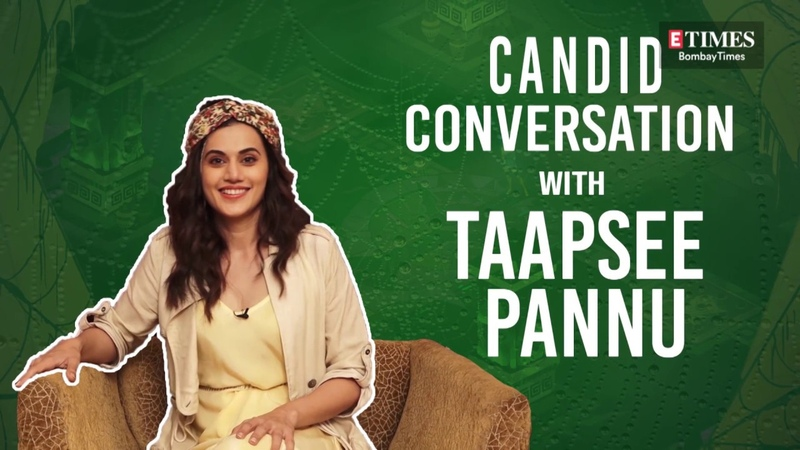 Game Over Taapsee Pannu's EXCLUSIVE Interview